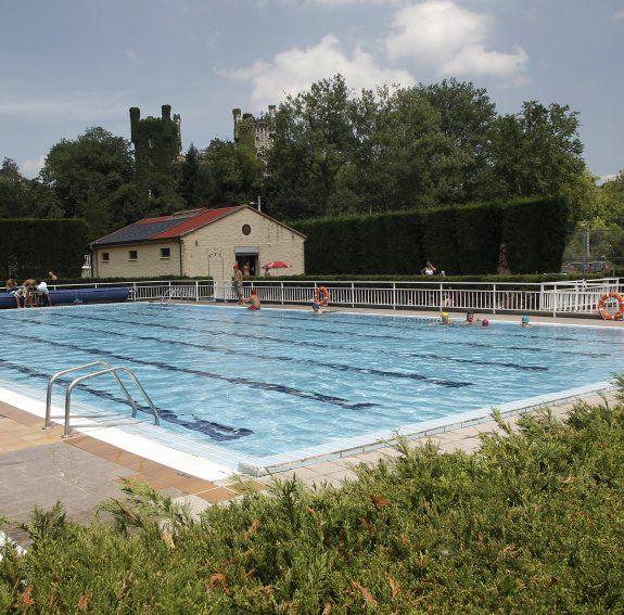 piscina de las caldas